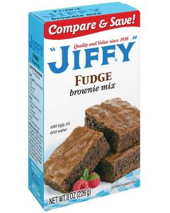 Fudge Brownie Mix (12 pk.)