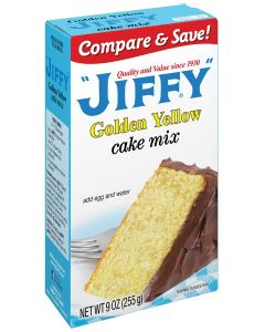 Golden Yellow Cake Mix (12 pk.)