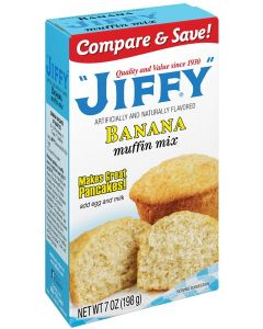 Banana Muffin Mix (12 pk.)