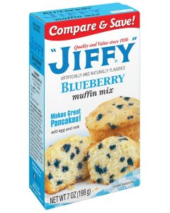 Blueberry Muffin Mix (12 pk.)