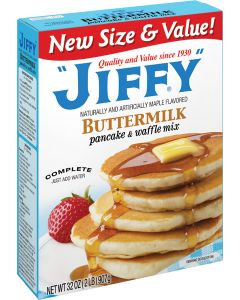32 oz Buttermilk Pancake & Waffle Mix (8 pk.)