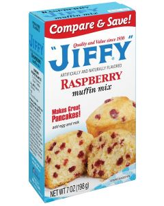 Raspberry Muffin Mix (12 pk.)